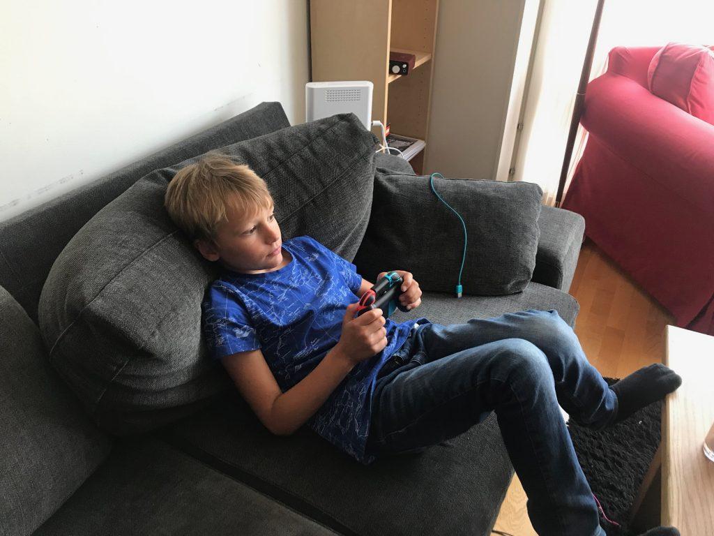 Hugo fyller åtta år