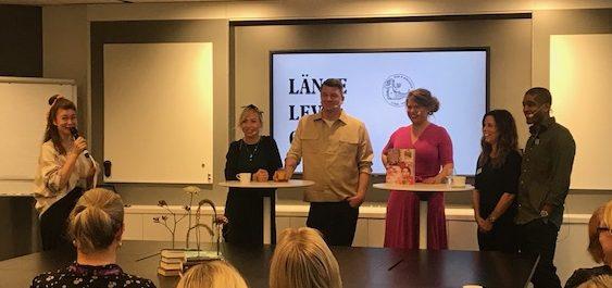 Bookfluencerfrukost på bokmässan 2019
