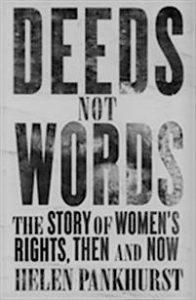 Deed not words