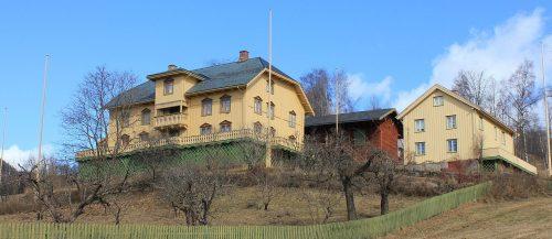 Bjørnstjerne Bjørnsons Aulestad