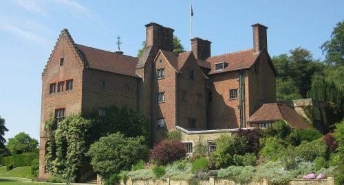 Winston Churchills hem Chartwell House