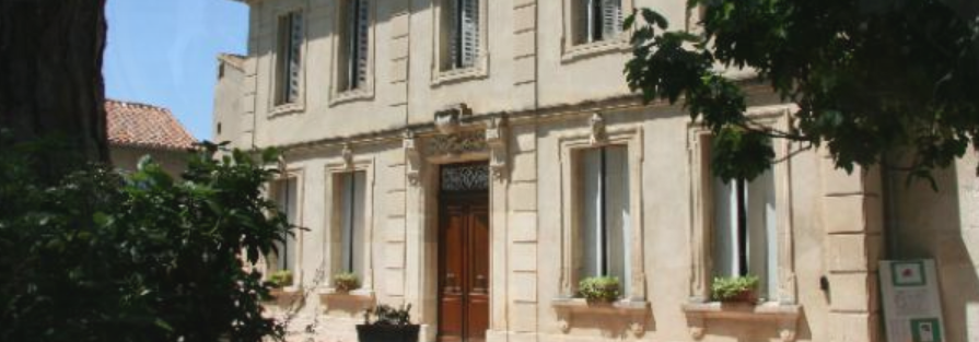 Frederic Mistrals hem i Provence