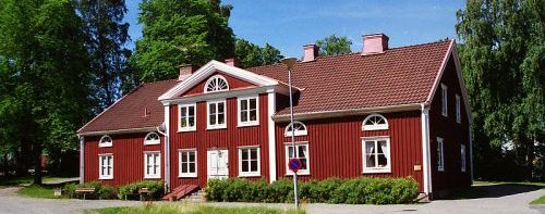 Gamla domprostgården i Växjö