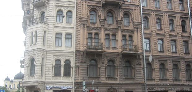 Joseph Brodskys lägenhetsmuseum