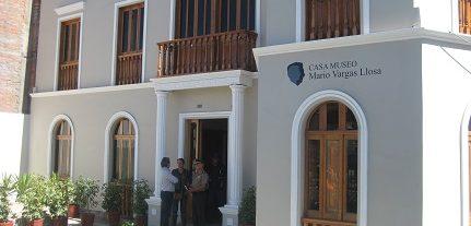 Casa Mario Vargas Llosa