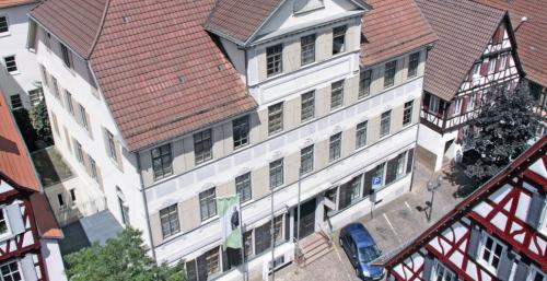 Herman Hesses museum i Calw