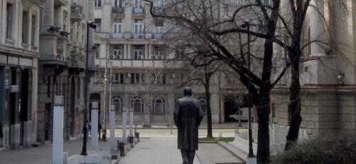 Ivo Andric lägenhet i Belgrad