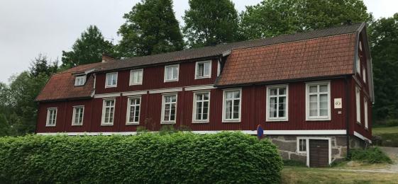Jämshögs hembygds- och författarmuseum