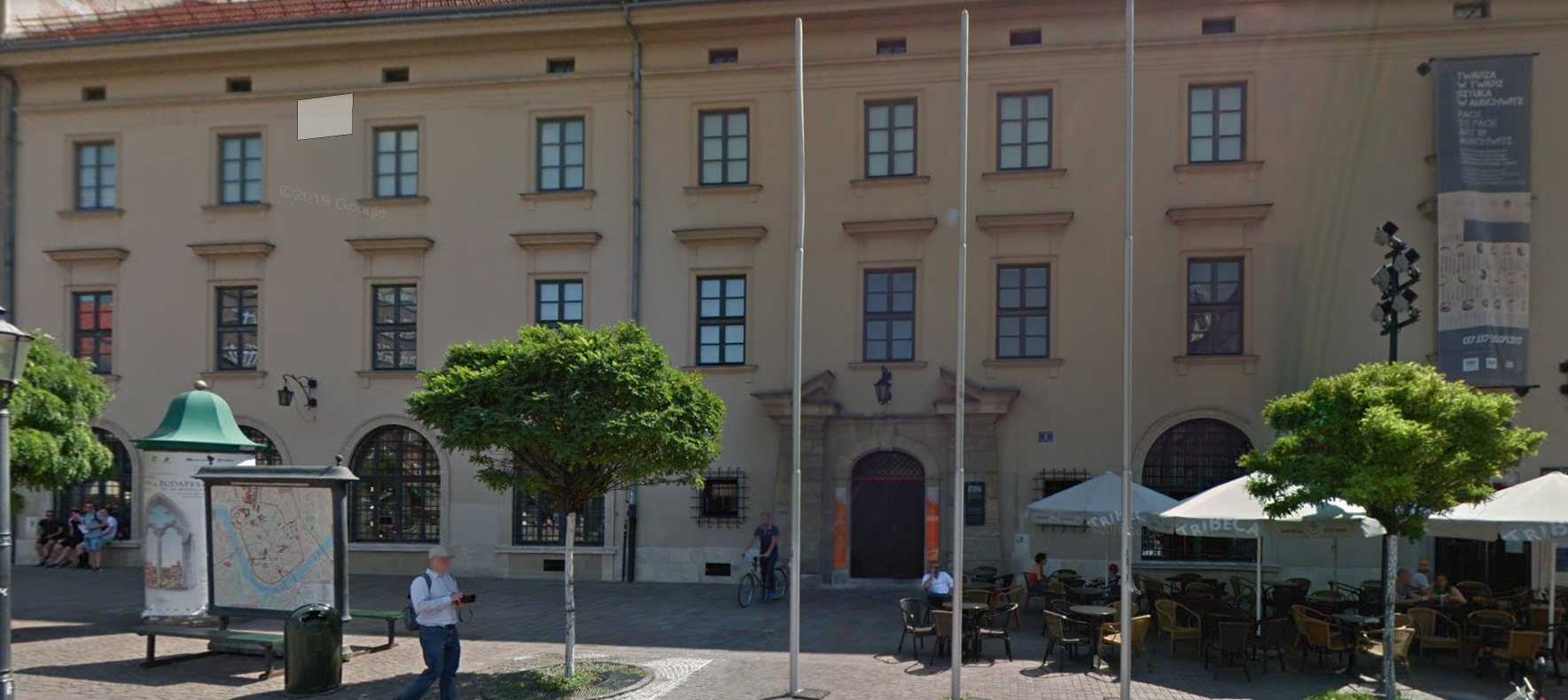 Wyspianski Museum i Krakow