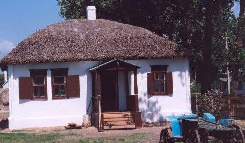 Michail Sjolochovs stuga