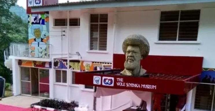 Wole Soyinkas museum