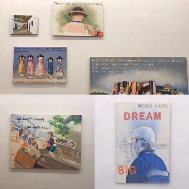 Feministiskt galleri i Wien