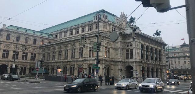 Kulturjakt i Wien