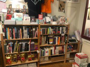 Feministisk bokhandel i Wien