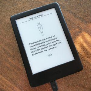 Min nya Kindle