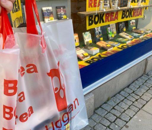 Bokrea i Örebro