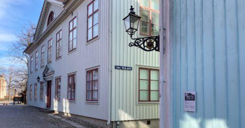 Wadköping och Cajsa Wargs gränd