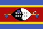 Swazilands flagga