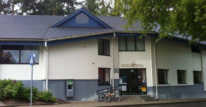 Bibliotek i Nida