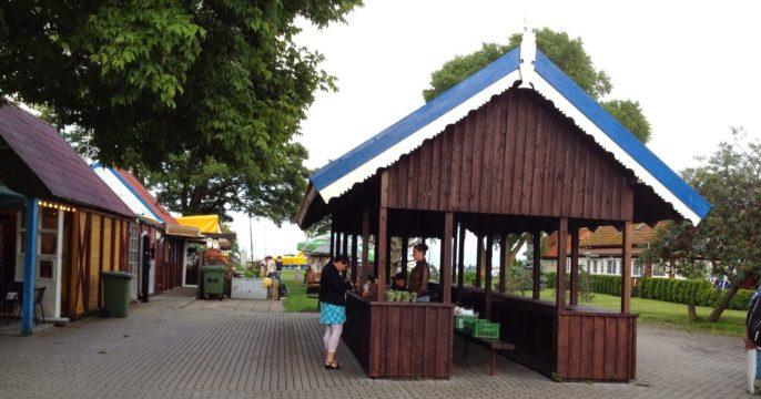 Nida i Litauen