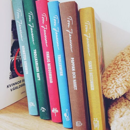 Mina Muminböcker
