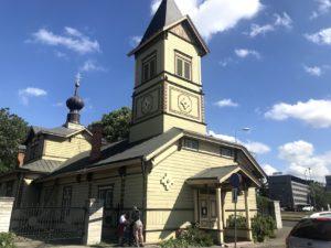 Sjömanskyrkan i Tallinn