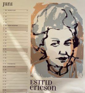 Dagens dam Estrid Ericson
