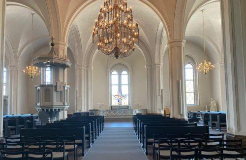 Karlsborgs fästnings kyrka