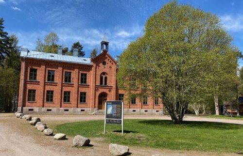 Sjukhus på Karlsborgs fästning