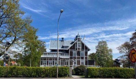 Kanalhotellet i Karlsborg