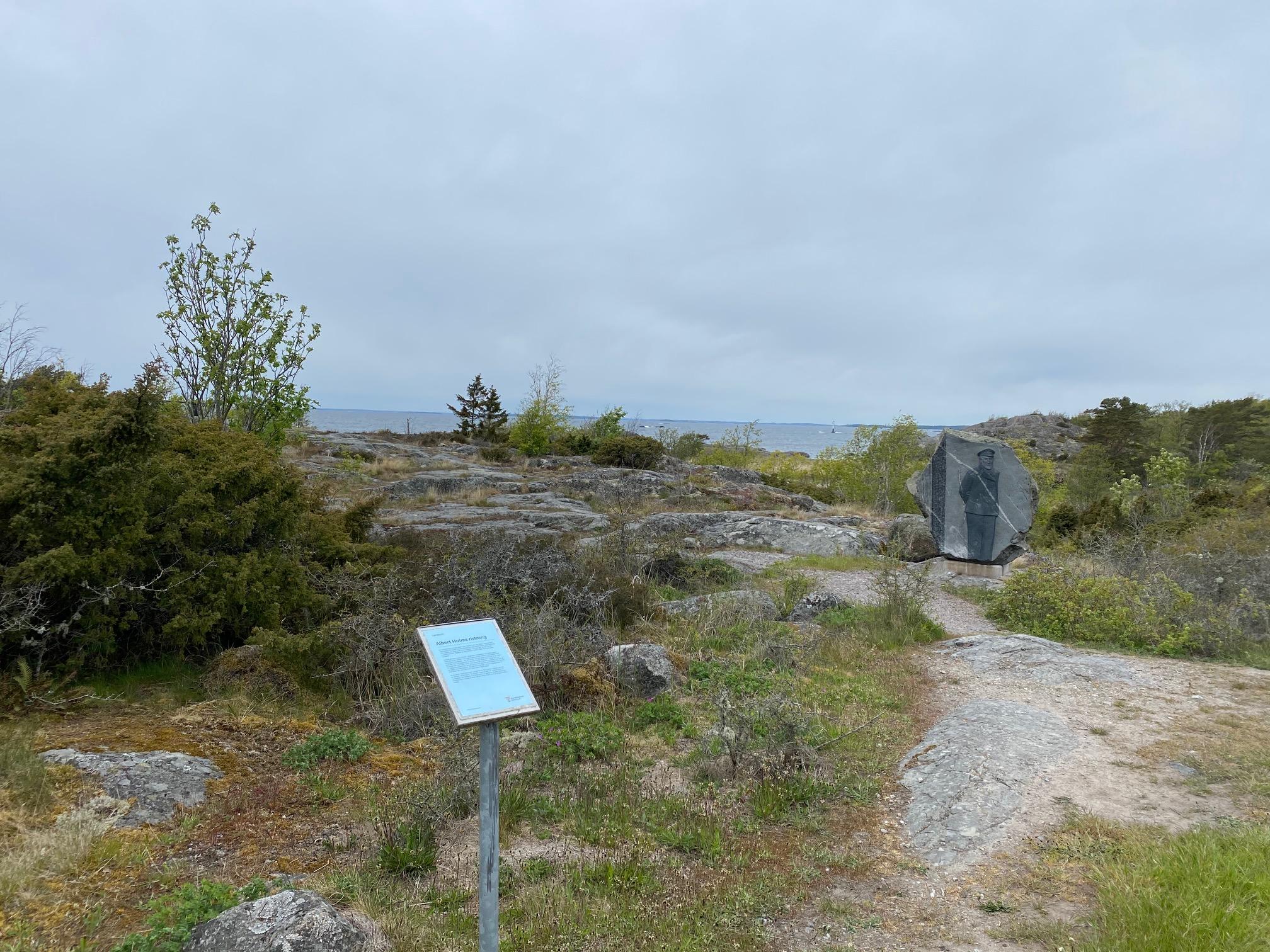 Landsort på Kristi Himmelfärd