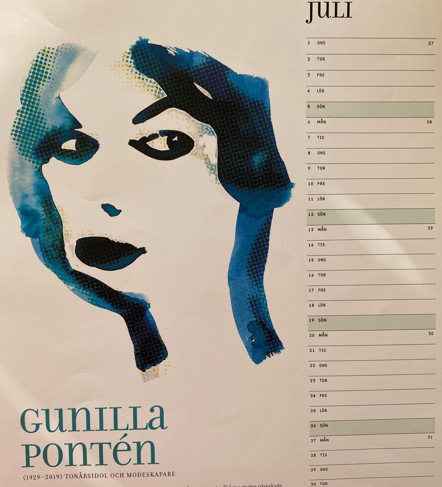 Gunilla Pontén