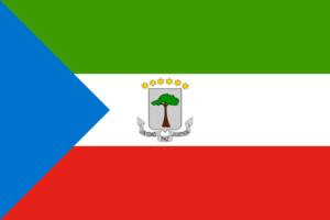 Ekvatorialguineas flagga