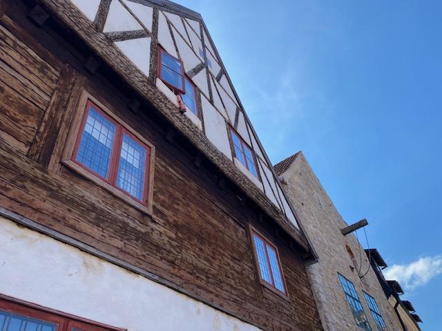 Byggnader i Visby