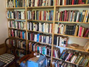 Min bokhylla i Tidningen Nu