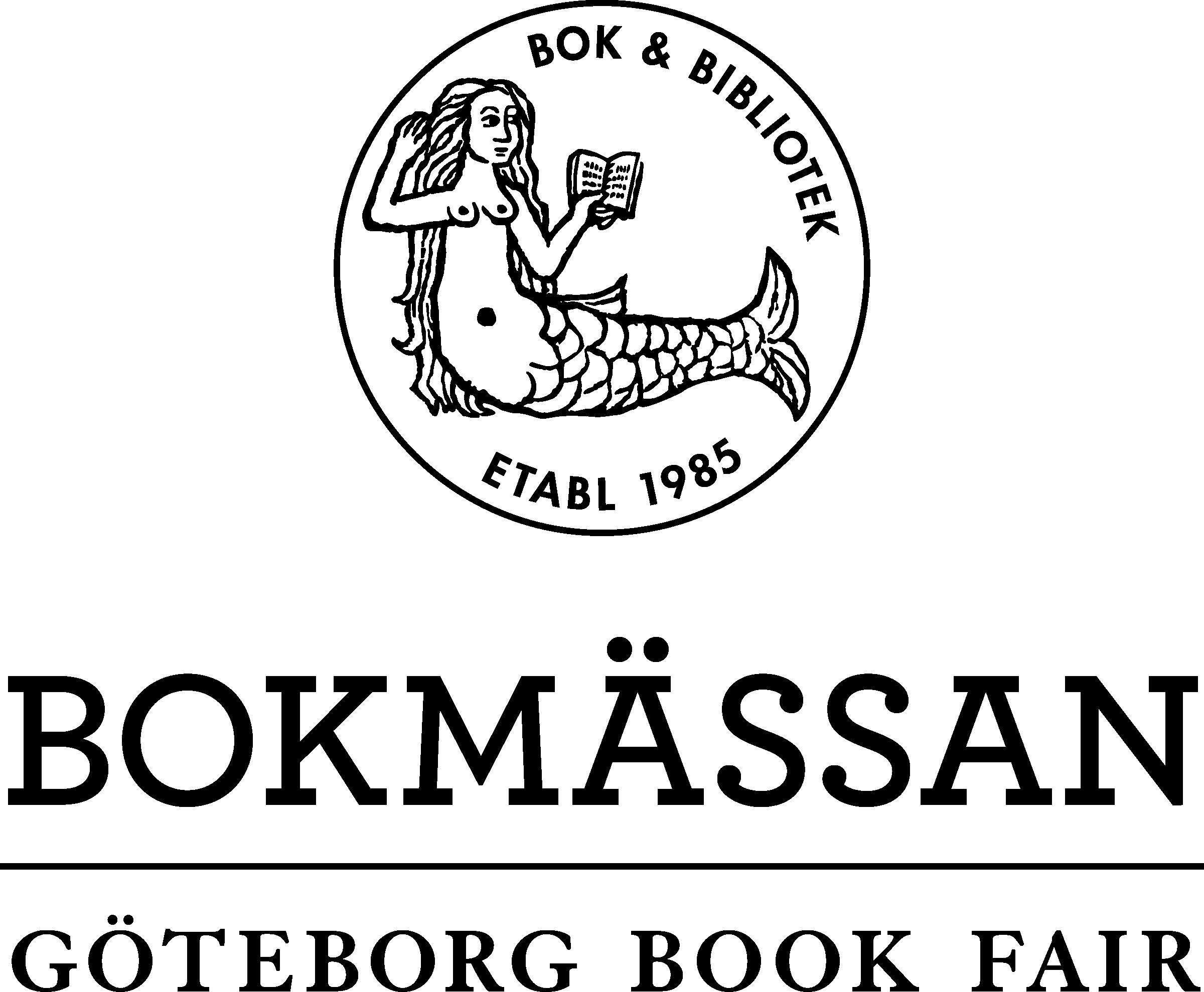 Bokmässan logga