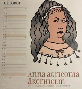 Anna Agriconia Åkerhielm