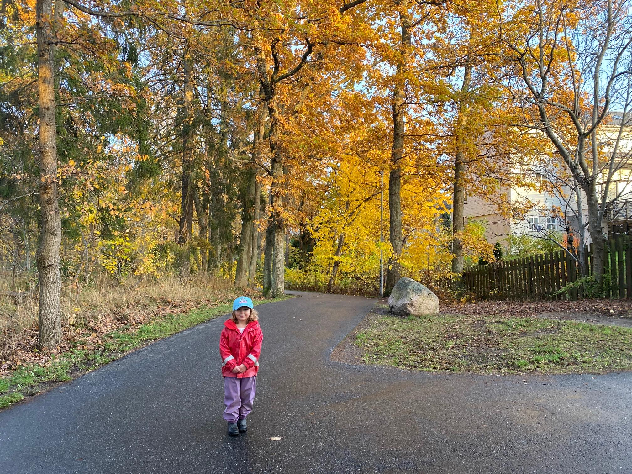 Selma och hösten