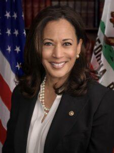 Senator Kamala Harris