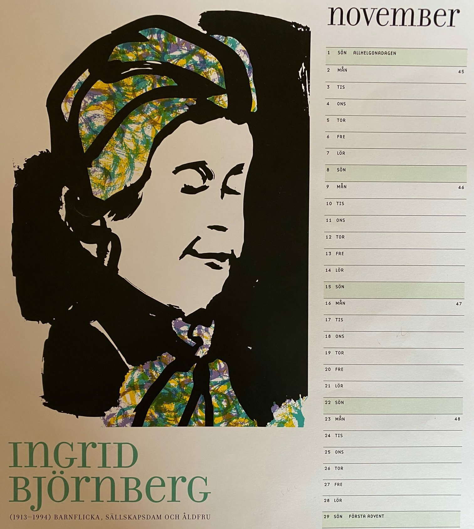 Ingrid Björnberg