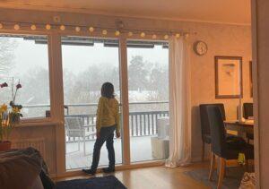 Hugo och snöhelvete