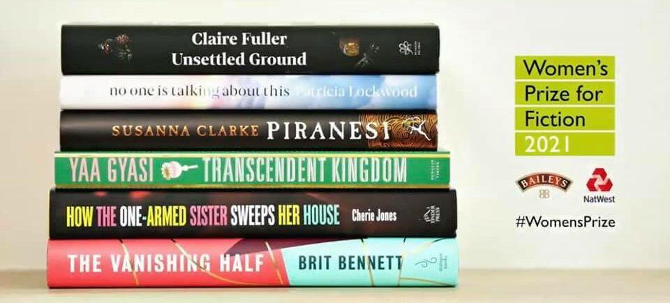 Women's Prize for Fiction 2021