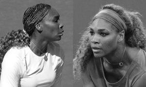 Systrarna Venus och Serena Williams