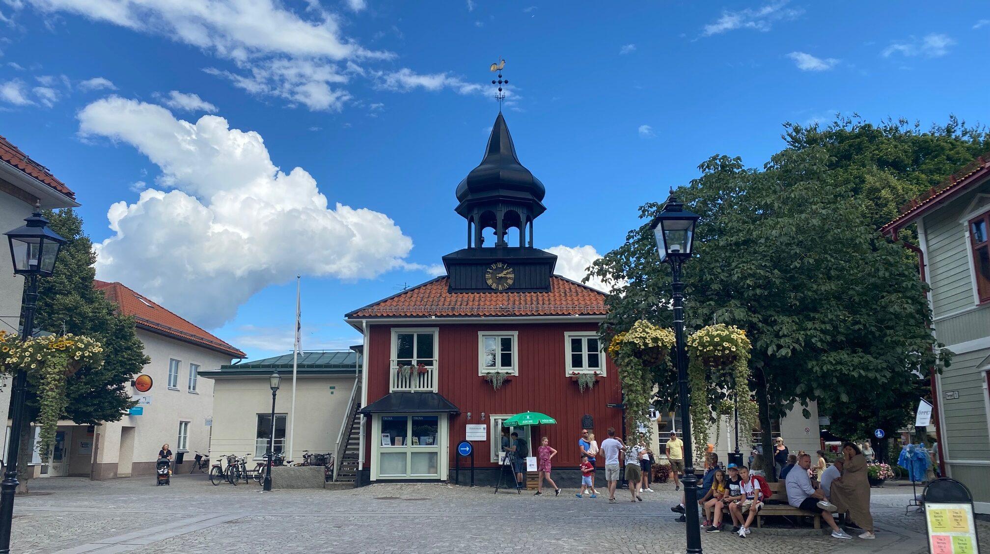Rådhuset i Trosa