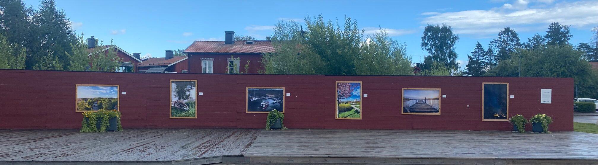 Fotoutställning i Trosa