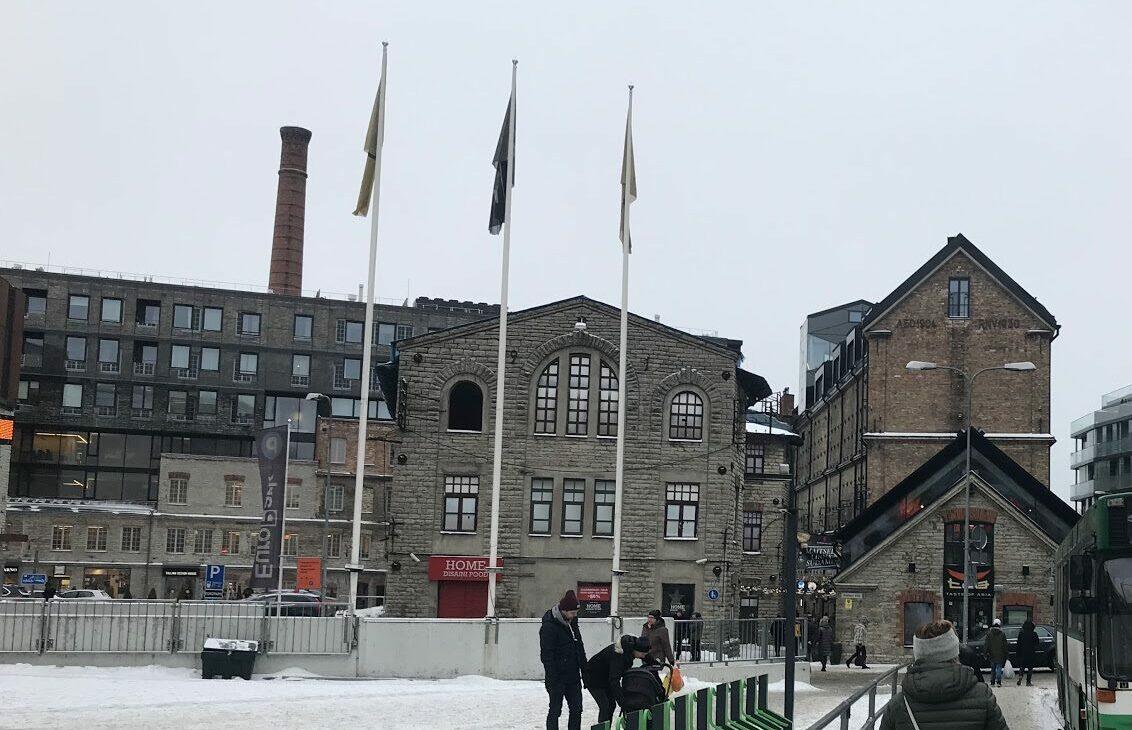 Tallinn januari 2019